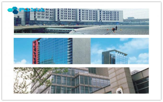 Bamboo Veneer Composite Aluminum Faced Panels Soundproof Antirust