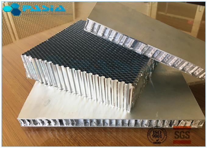 Curtain Wall Aluminum Honeycomb Core Board With High Strength Expanded