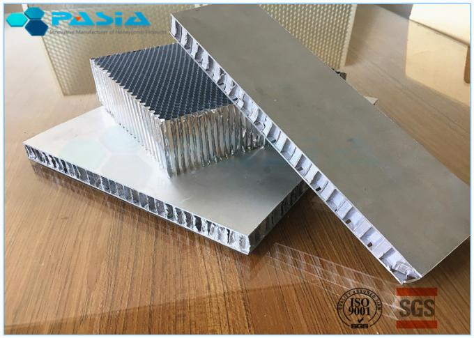 Sound Proof Aluminum Honeycomb Sandwich Panels Tooled Surface Treatment
