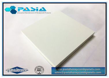 China Over 6 Meters' Length Ultra Long Aluminium Honeycomb Panel with Surface PVDF Painted and Opened Edge supplier