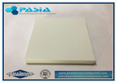 6m Aircraft Aluminum Honeycomb Panels With Surface PVDF Roller Coated And Opened Edge