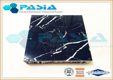 Oversized Marble Type Honeycomb Stone Panels For Outdoor Decoration Abrasion - Proof