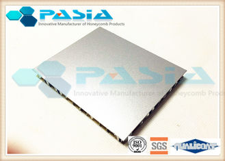 China Fireproof Lightweight Metal Panels , Honeycomb Steel Plate Anti Pollution supplier