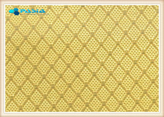China Gilded / Silver Plated Carbon Fiber Honeycomb Panels , Aramid Honeycomb Core Sheet supplier