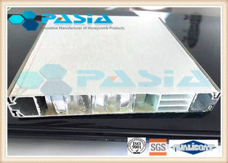 China Signage Use Honeycomb Composite Panels With The Surface Reflective Film Coated supplier