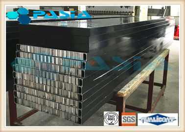 China PVDF Powder Coated Aluminium Honeycomb Panel with Edge RHS Sealed for Facade Building supplier