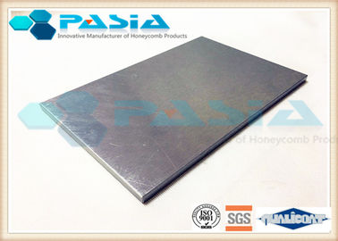 China PVDF Roller Coated Aircraft Honeycomb Panels , Lightweight Composite Panels supplier