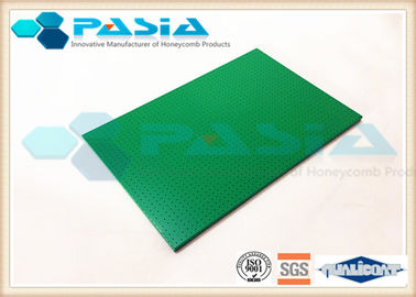 China High Way Shielding Use Metal Honeycomb Panels , Aluminum Honeycomb Core Panels supplier