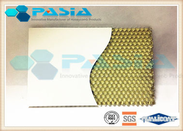 China FRP Fiber Reinforce Plastic Plates Honeycomb Composite Board Weather Proof supplier