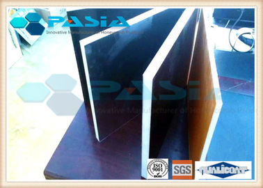 Eco Friendly Aramid Honeycomb Panels / Carbon Honeycomb Panels With Pattern Treatment