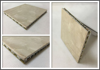 China Limestone Honeycomb Panel With Edge Sealed For Indoor Decoration supplier