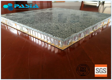 China Granite Honeycomb Stone Panels / Thin Granite Panels Hammer Bushing Surface supplier