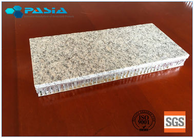 China Saving Stone Material Honeycomb Granite Panels Limited Radiation Pollution supplier