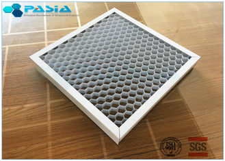 China Aerospace Grade Corrugated Honeycomb Core Material With Customized Size supplier