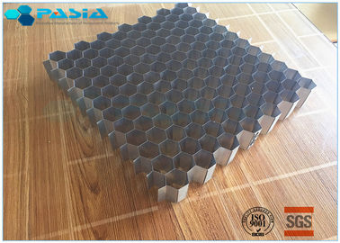China H18 Aluminum Honeycomb Core For Air Conditioning Cold Catalyst Network supplier