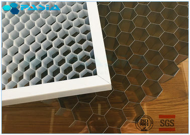 China Refrigerator Deodorant Block Honeycomb Material Aluminum Customized Height supplier