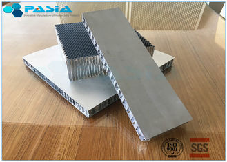 China Perforated Aluminum Honeycomb Core For Decoration Of Transportation Industries supplier