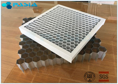 China Aluminum Honeycomb Sheet Material With Good Thermal Conduction Performances supplier