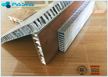 China Anti Shock Perforated Type Aluminum Honeycomb Core For Building Exterior Walls supplier