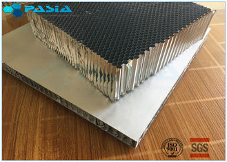 China Light Weight Honeycomb Core Material Glue Bonded Aluminium Composite Sheet supplier