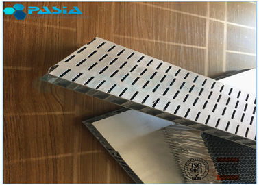 China Sound Proof Aluminum Honeycomb Sandwich Panels Tooled Surface Treatment supplier