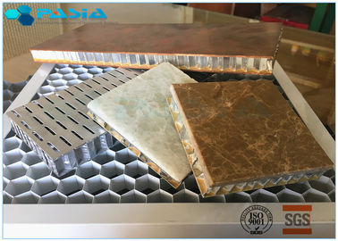 China Thermal Insulation Aluminum Honeycomb Plate For Curtain Wall Core Board supplier
