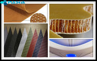 China 10mm Thickness Aramid Honeycomb Panels With Aramid Fiber Fabrics Prepreg factory