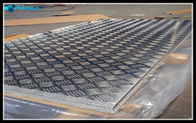 China Treadplate Surface Hexagonal Honeycomb Roof Panels A3003 Material Moisture Proof factory
