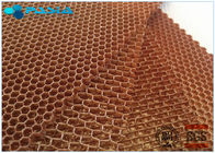 China Benzoxazine Resin Aramid Honeycomb Panels Radomes Use High Temperature Resistance factory