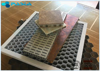 High Strength Aluminum Honeycomb Core For Train And High Speed Train Interior Panels