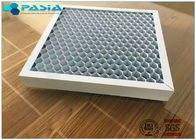 20 Mm Thickness High Strength Honeycomb Composite Panel 10 Years Guarantee Period