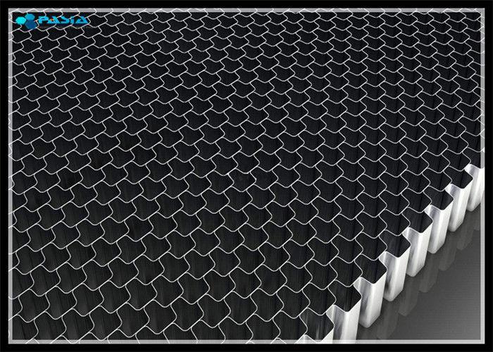 Aerospace Grade Corrugated Aluminum Honeycomb Structure