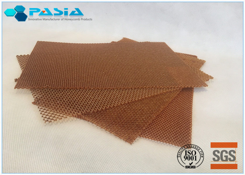 75192c564544 Fire Retardant Aramid Honeycomb Panels For Military Shelters Halogen Free