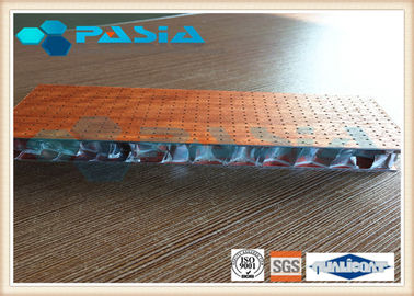 High Pressure Laminates Aluminum Honeycomb Sandwich Panel For Booth Panel