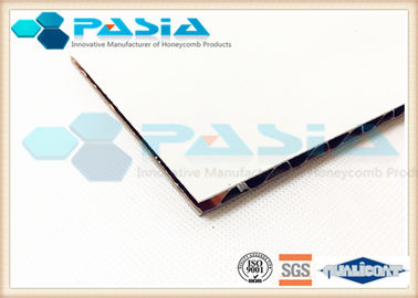 Anti - Corrosion Lightweight Door Panels , Stainless Steel Honeycomb Panels