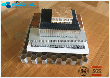 High Loading Glue Bonded Aluminum Honeycomb Core For Curtain Wall Board