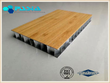 Noise-proof Heat-insulated Aluminum Honeycomb Core Panel For Decoration Industries